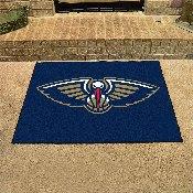 NBA - New Orleans Pelicans All-Star Mat 33.75x42.5