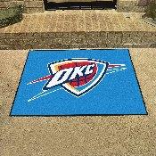 NBA - Oklahoma City Thunder All-Star Mat 33.75x42.5