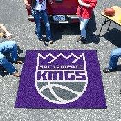 NBA - Sacramento Kings Tailgater Rug 5'x6'