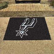 NBA - San Antonio Spurs All-Star Mat 33.75x42.5