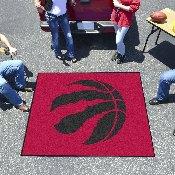 NBA - Toronto Raptors Tailgater Rug 5'x6'
