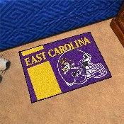 East Carolina Uniform Inspired Starter Rug 19x30