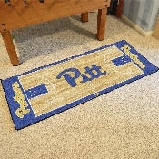 Pittsburgh Basketball Court Runner 30x72