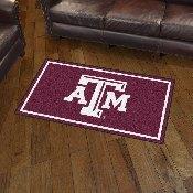 Texas A&M University 3' x 5' Rug