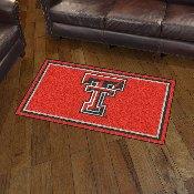 Texas Tech University 3' x 5' Rug