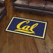 University of California - Berkeley 3' x 5' Rug