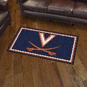 University of Virginia 3' x 5' Rug
