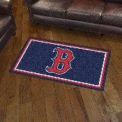 MLB - Boston Red Sox 3' x 5' Rug