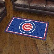 MLB - Chicago Cubs 3' x 5' Rug