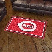 MLB - Cincinnati Reds 3' x 5' Rug