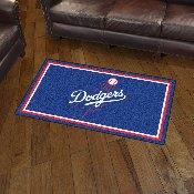 MLB - Los Angeles Dodgers 3' x 5' Rug