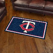 MLB - Minnesota Twins 3' x 5' Rug