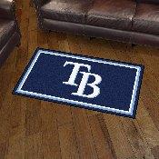 MLB - Tampa Bay Rays 3' x 5' Rug