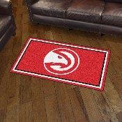 NBA - Atlanta Hawks 3' x 5' Rug