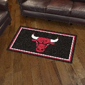 NBA - Chicago Bulls 3' x 5' Rug