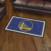 NBA - Golden State Warriors 3' x 5' Rug
