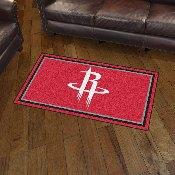 NBA - Houston Rockets 3' x 5' Rug