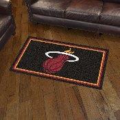 NBA - Miami Heat 3' x 5' Rug