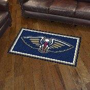 NBA - New Orleans Pelicans 3' x 5' Rug