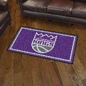 NBA - Sacramento Kings 3' x 5' Rug