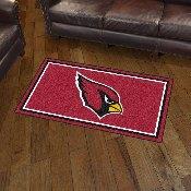NFL - Arizona Cardinals 3' x 5' Rug