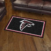 NFL - Atlanta Falcons 3' x 5' Rug