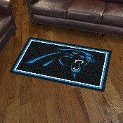 NFL - Carolina Panthers 3' x 5' Rug