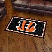 NFL - Cincinnati Bengals 3' x 5' Rug