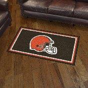 NFL - Cleveland Browns 3' x 5' Rug