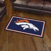 NFL - Denver Broncos 3' x 5' Rug