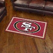 NFL - San Francisco 49ers 3' x 5' Rug