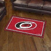 NHL - Carolina Hurricanes 3' x 5' Rug