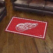 NHL - Detroit Red Wings 3' x 5' Rug