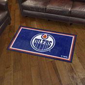 NHL - Edmonton Oilers 3' x 5' Rug