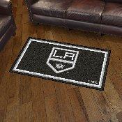 NHL - Los Angeles Kings 3' x 5' Rug