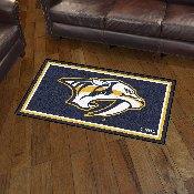 NHL - Nashville Predators 3' x 5' Rug