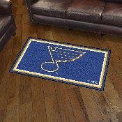 NHL - St. Louis Blues 3' x 5' Rug