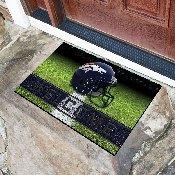 NFL - Denver Broncos 18x30 Crumb RubberDoor Mat