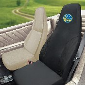 NBA - Golden State Warriors Seat Cover 20x48