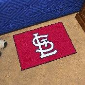 MLB - St. Louis Cardinals 'StL' Starter Rug 19x30