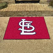 MLB - St. Louis Cardinals 'StL' All-Star Mat 33.75x42.5