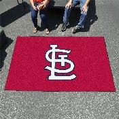 MLB - St. Louis Cardinals 'StL' Ulti-Mat 5'x8'