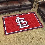 MLB - St. Louis Cardinals 'StL' Rug