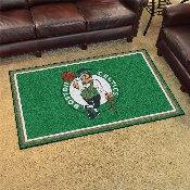 NBA - Boston Celtics 4'x6' Rug
