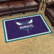 NBA - Charlotte Hornets 4'x6' Rug