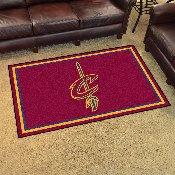 NBA - Cleveland Cavaliers 4'x6' Rug