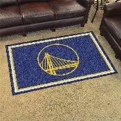 NBA - Golden State Warriors 4'x6' Rug