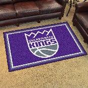 NBA - Sacramento Kings 4'x6' Rug