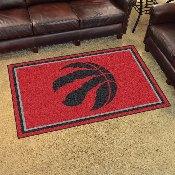 NBA - Toronto Raptors 4'x6' Rug