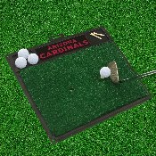 NFL - Arizona Cardinals Golf Hitting Mat 20 x 17